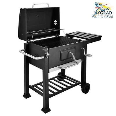 $ CDN275.77 • Buy Large Portable Charcoal BBQ Grill Multi Feature BBQ Grill For Garden Outdoor UK