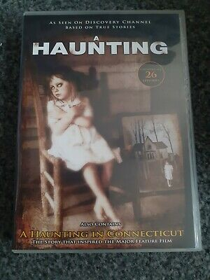 A Haunting - Collection (DVD, 2009, 8-Disc Set, Box Set) • 25£