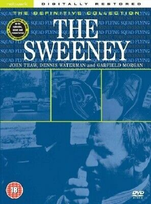 The Sweeney Definitive Collection                    Fast  Shipping • 59.99£