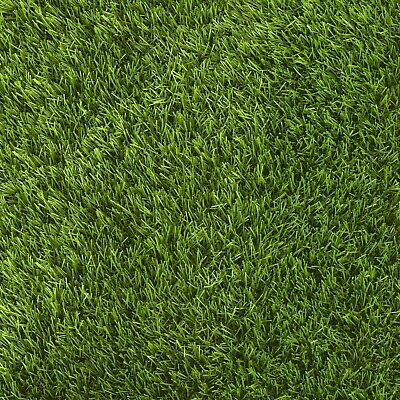 £0.99 • Buy Bahamas Astro 30mm Artificial Grass Realistic Natural Turf Lawn 5M WIDE