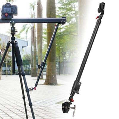 £21.74 • Buy Camera Video Slider Support Tripod Rods Accessory For Sliders Tripod Stand+Clamp
