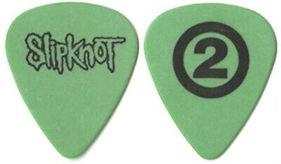 $ CDN112.24 • Buy Slipknot 2001 Iowa Concert Tour Paul Gray Official Custom Stage Band Guitar Pick