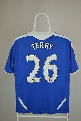 Womens Chelsea 2011/2012 Home Football Shirt Jersey Adidas Terry #26 • 14.98£