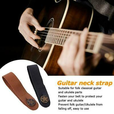 $ CDN1.78 • Buy Neck Strap Button Antiskid Protector For Acoustic Lover New Guitar/Ukulele D6Q8