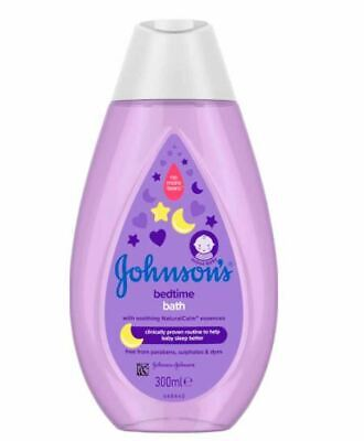 £5.45 • Buy Johnson's Baby Bedtime Bath Lavender And Camomile 300ml