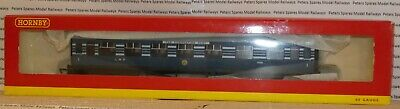 £32.99 • Buy Hornby R4128A USED LMS Coronation Scot Blue Silver 1st Class Coach 1069