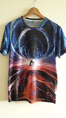 T-shirt Size S, Imaginary Foundation, Trippy / Psychedelic • 13£