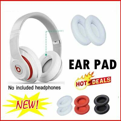 Soft Replacement Ear Pads For Beats By Dr.Dre Studio 2.0/3.0 Wired & Wireless HU • 4.63£