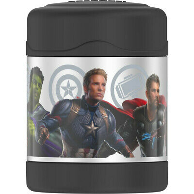 AU29.95 • Buy 100% Genuine! THERMOS Funtainer 290ml Vacuum Insulated Food Jar Marvel Avengers!