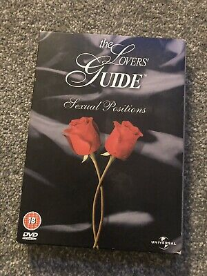 The Lovers Guide /Sexual Positions DVD • 6.99£