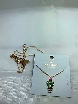 $ CDN41.56 • Buy KATE SPADE SCENIC ROUTE NECKLACE NWT $31 (Retail $68)