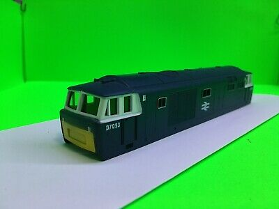 £22 • Buy Hornby GB UK Made Class 35 D7093 Br Blue Body Only OO Loco Diesel Train Spares