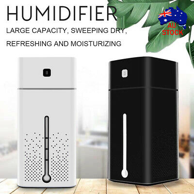 AU17.35 • Buy 1L Aroma Aromatherapy Diffuser Essential Oil Ultrasonic Air Humidifier Purifier
