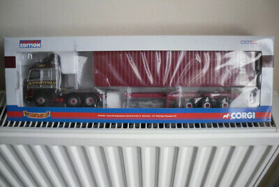 Corgi Modern 1/50 Volvo FH N T Whitfield ACL Container MINT Complete • 52.99£