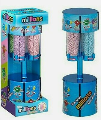 Millions Large Sweet Dispenser Machine With 8 X 16g Bags Of Millions Sweets NEW  • 22.95£