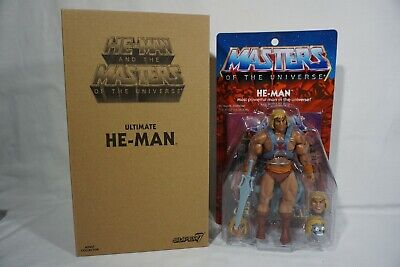 $99.99 • Buy Masters Of The Universe Classics Ultimates Filmation He-Man New In Package