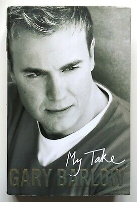 My Take By Gary Barlow (Autographed/Signed!) • 8£