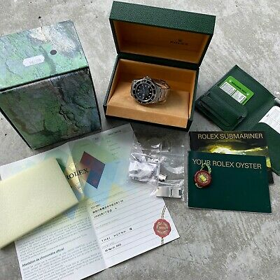 $ CDN13499.95 • Buy Rolex 16600 Seadweller - No Holes Case - Box And Papers Unpolished