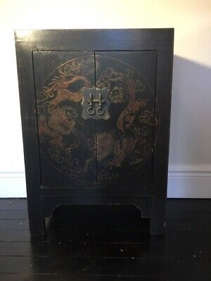 AU275 • Buy Antique Wooden Chinese Cabinet - Certified