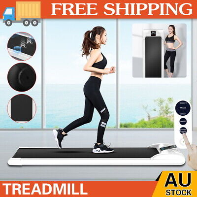 AU357 • Buy Electric Walking Pad Treadmill Home Office Exercise Machine Fitness LCD Display