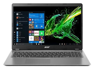 "View Details *BRAND NEW* Acer 15.6"" FHD Laptop Intel I5 3.6GHz 256GB SSD 8GB RAM Webcam Win10 • 549.95$"