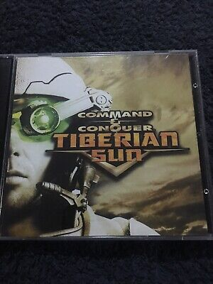 AU15 • Buy Command & Conquer Tiberian Sun Pc Game