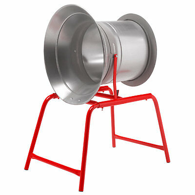 65cm Christmas Tree Netting Funnel Netter Real Tree Wrapping Machine Galvanised • 369.99£