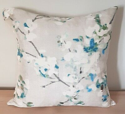 Romo Floris Peacock Cushion Cover 45x45 Cm  • 25£