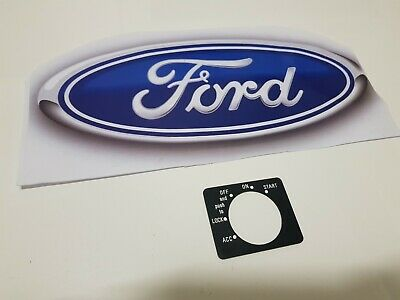AU24.50 • Buy Ford Xa Xb Zg Zf Fairlane Steering Column Ignition Barrel Plate Suits Gt Gs