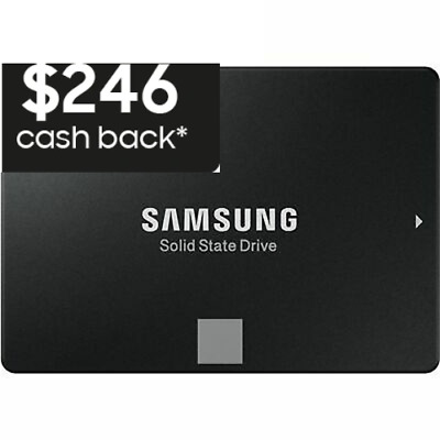 AU772 • Buy 4TB Samsung 2.5  860 EVO SATA 6Gb/s SSD MZ-76E4T0BW Internal Solid Drive HDD