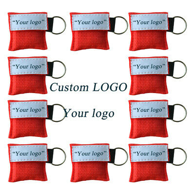 £401.71 • Buy Wholesale Custom LOGO 1000 Pcs Cpr Key Chain CPR Face Shield First Aid Kit