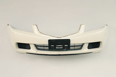 $449.90 • Buy Acura TSX Front Bumper Cover Assembly White 04711-SEC-A90ZZ OEM 04-05 A896 04-05