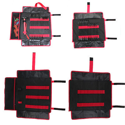 AU16.79 • Buy Tent Peg Nails Stake Storage Bag Tote Outdoor Camping Accessories Organizer