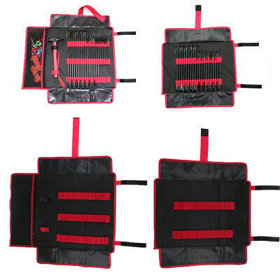 AU16.34 • Buy Tent Peg Nails Stake Storage Bag Tote Outdoor Camping Accessories Organizer