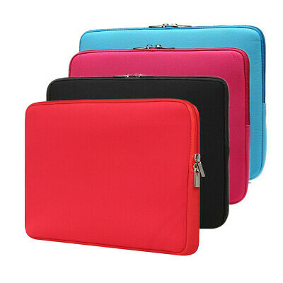 Laptop Bag Sleeve Case Cover Notebook Pouch For MacBook Lenovo HP Dell 11 -17  • 9.22£