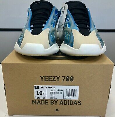 $ CDN515.25 • Buy Yeezy Boost 700 V3 ARZARE Adidas G54850 Kanye West Shoes Sneakers Men Size 10.5