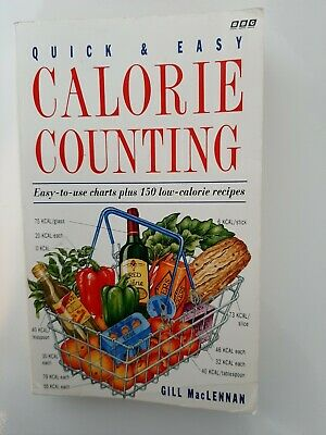 Quick And Easy Calorie Counting, Gill MacLennan, Used; Good Book • 1.49£