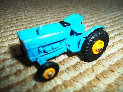 £5.50 • Buy MATCHBOX SERIES (No.39)....FORD TRACTOR