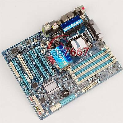 $ CDN140.09 • Buy DDR3 Gigabyte Motherboard GA-X58A-UD3R LGA 1366 Intel X58 Chipset ATX Tested