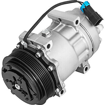 AU113.98 • Buy A/C Compressor & Clutch CO 4815C Direct Fit Sanden SD7H15 4815 4481 Navistar