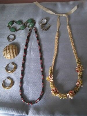 $ CDN42.50 • Buy JEWELRY LOT Vintage To Modern Variety Of Items & Materials Beautiful Lot #2