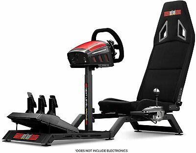 Next Level Racing Challenger Simulator Cockpit, Unwanted Gift • 264.99£