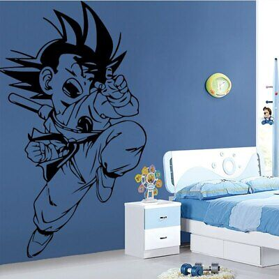 £5.50 • Buy Cartoon Character Wall Sticker Boys Bedroom Decoration Accessories Wall Decal