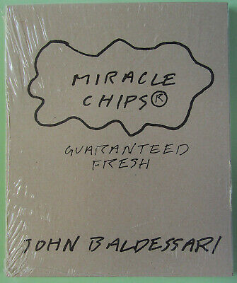 Miracle Chips By John Baldessari (Paperback, 2009) - New & Sealed • 23£