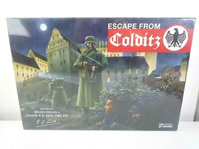 Escape From Colditz Board Game Osprey Games New & Factory Sealed • 59.99£
