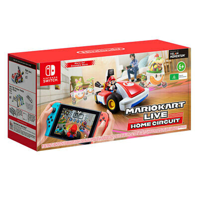 AU163.95 • Buy Mario Kart Live Home Circuit Mario Set Switch Game NEW