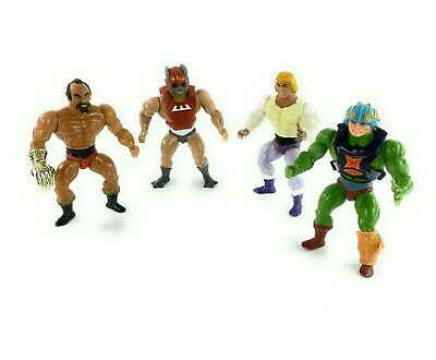 $64.99 • Buy VTG Masters Of The Universe Action Figures PRINCE ADAM Zodac Jitsu Man At Arms