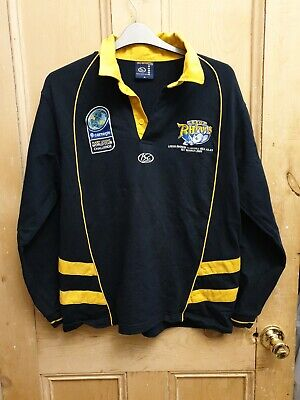 Leeds Rhinos 2009 Rugby League World Cup Challenge Shirt M • 10£