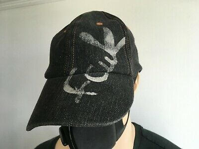 Fcuk French Connection Mens Or Womens  - Black Baseball Cap Hat  • 0.99£