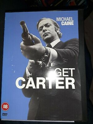 Dvd Get Carter Staring Michael Caine • 2£
